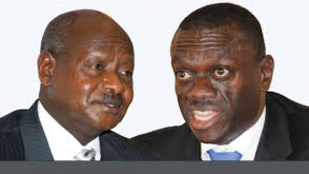 M7 and Besigye