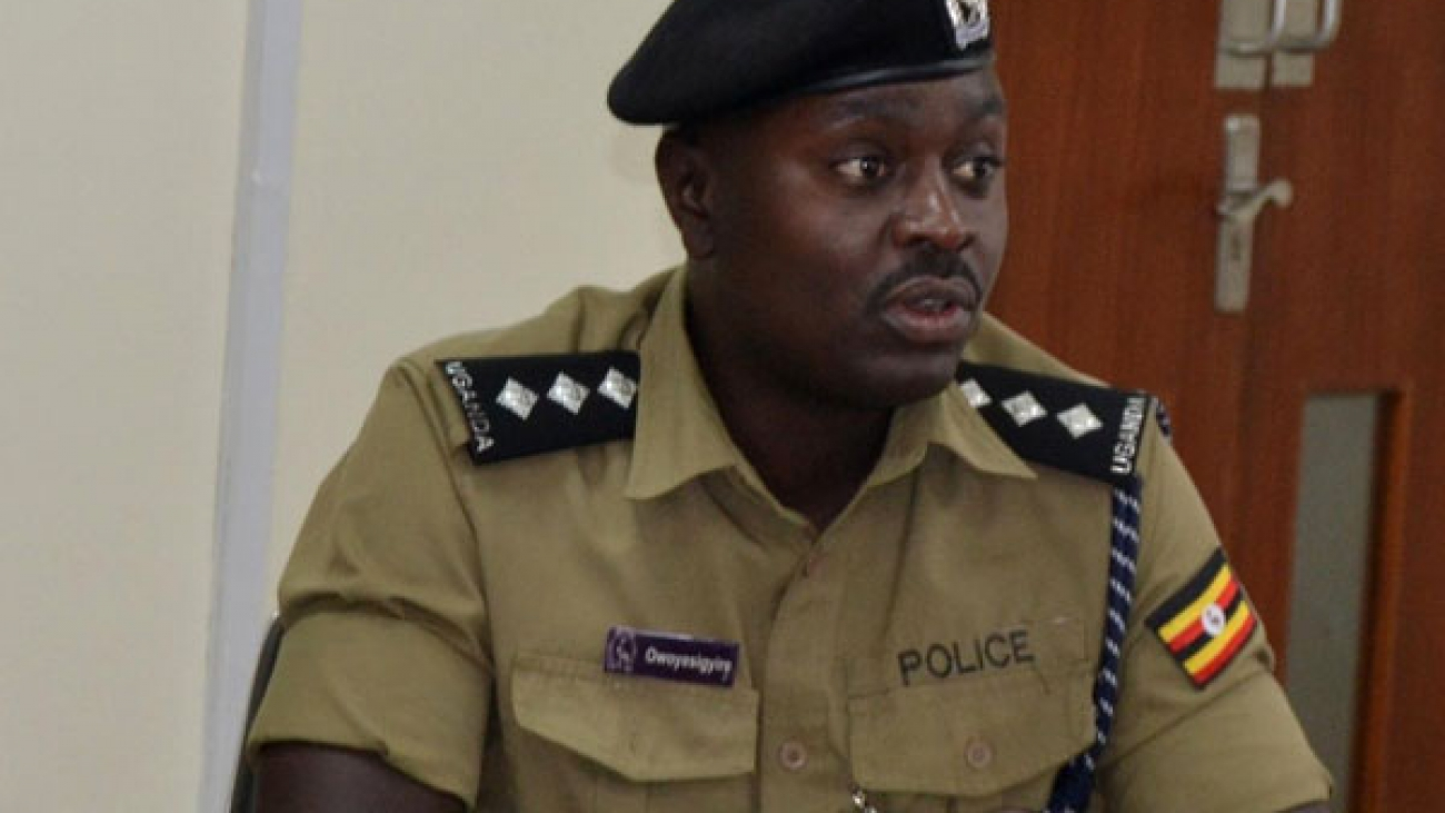 Mr-Luke-Owoyesigyire-the-Deputy-Kampala-metropolitan-Police-spokesperson.-URN-PHOTO