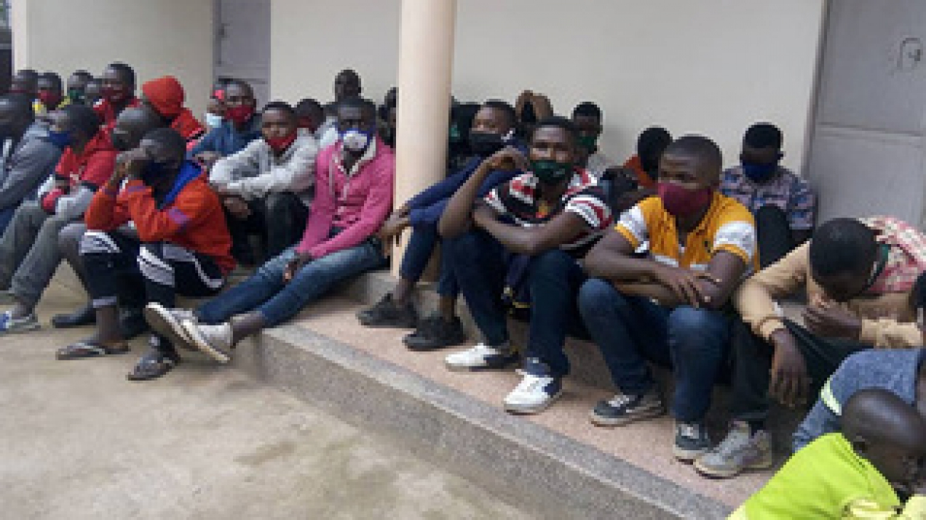 foreigners who entered illegally