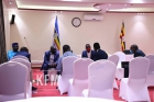 Opposition Leaders Hold Crisis Meeting at Hotel African Ahead of Thursday Elections