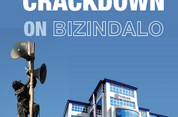 Binzindaalo crack down