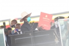 Museveni Swears In: Top 6 Photos Named